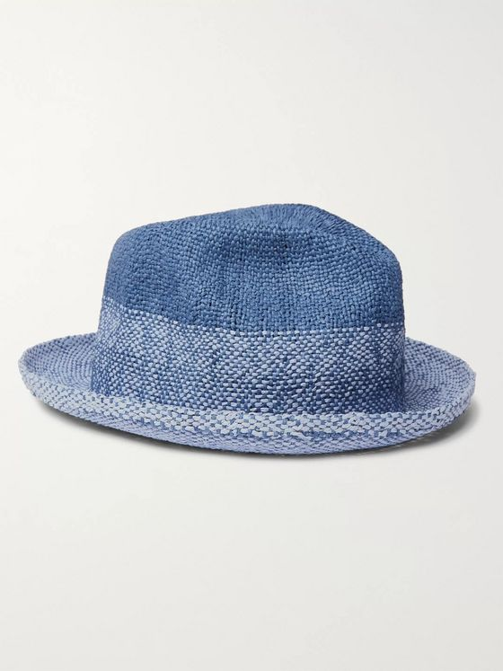 Paul Smith Straw Trilby