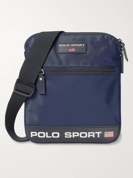 Polo Ralph Lauren Nylon Crossbody Bag
