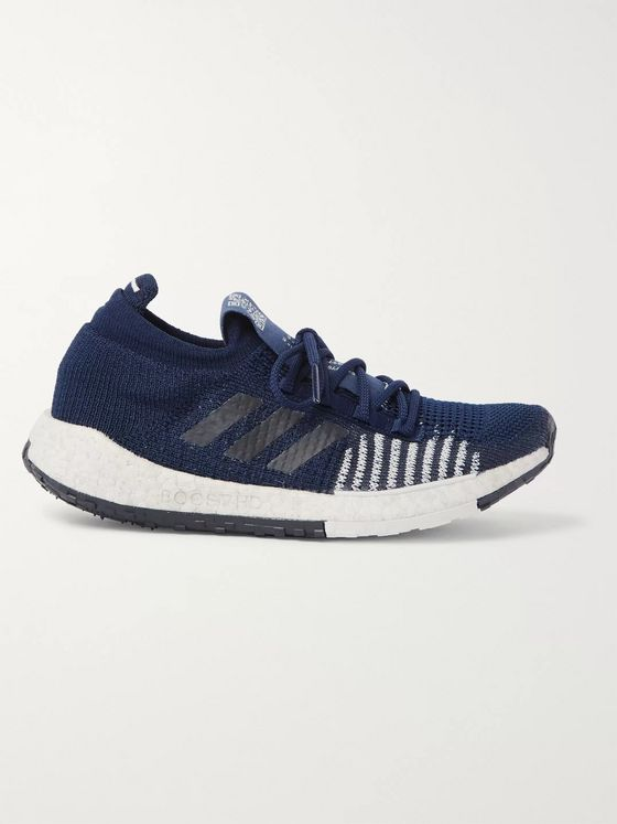 Adidas Sport Pulseboost HD Stretch-Knit Running Sneakers