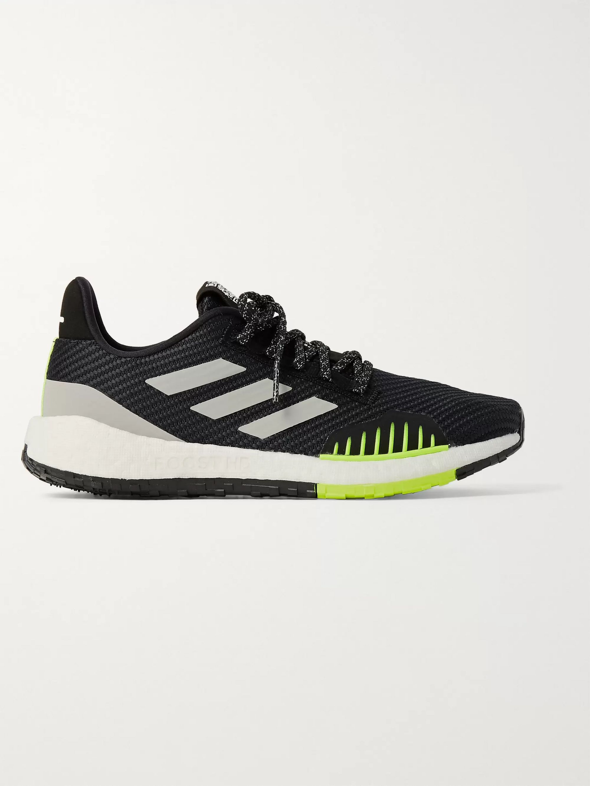 Adidas Sport Pulseboost HD Winter Stretch-Knit Running Sneakers