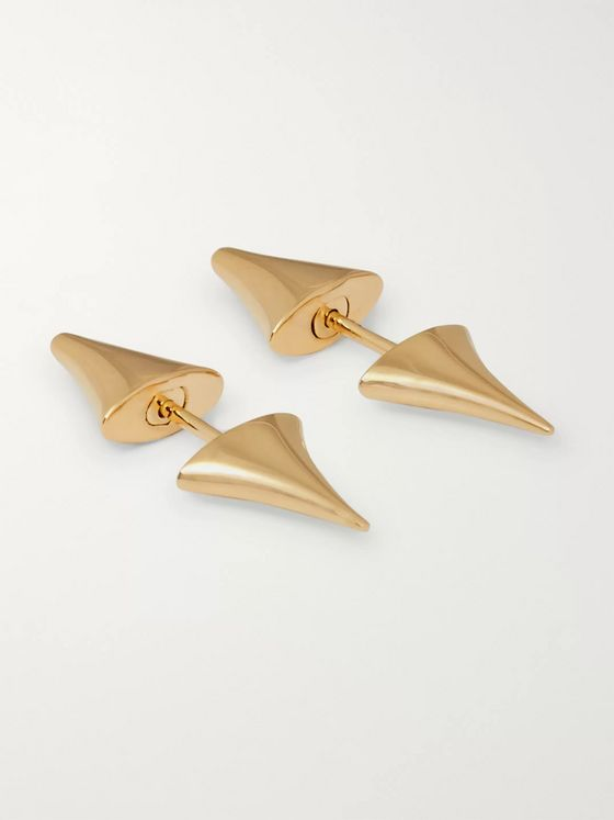 Shaun Leane Gold Vermeil Earrings