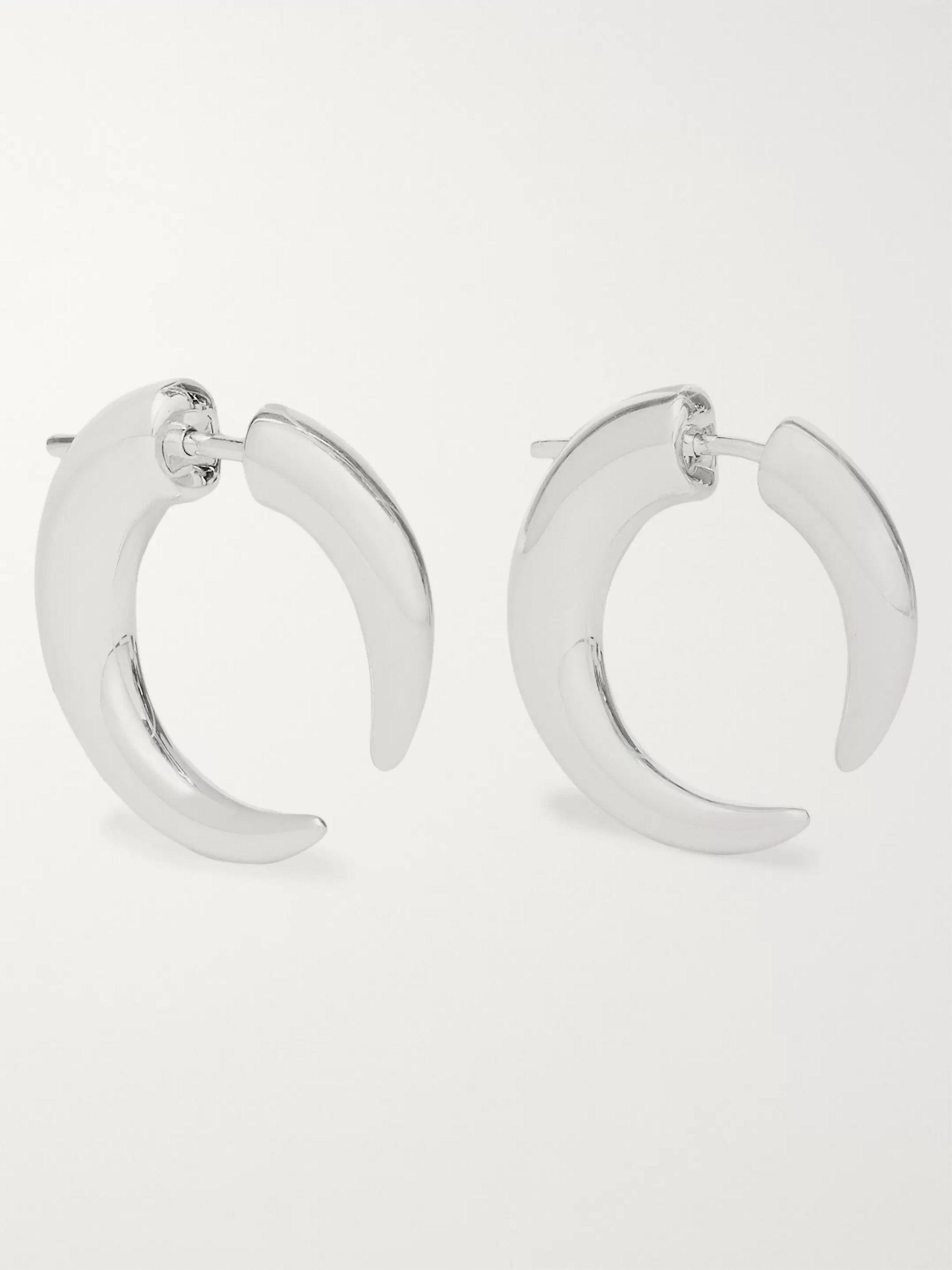 Sterling Silver Earrings Shaun Leane