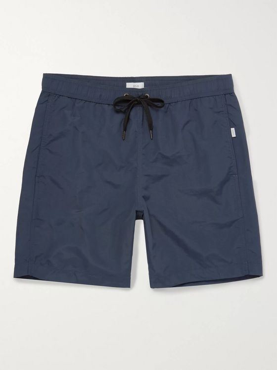 Onia Charles Long-Length Swim Shorts
