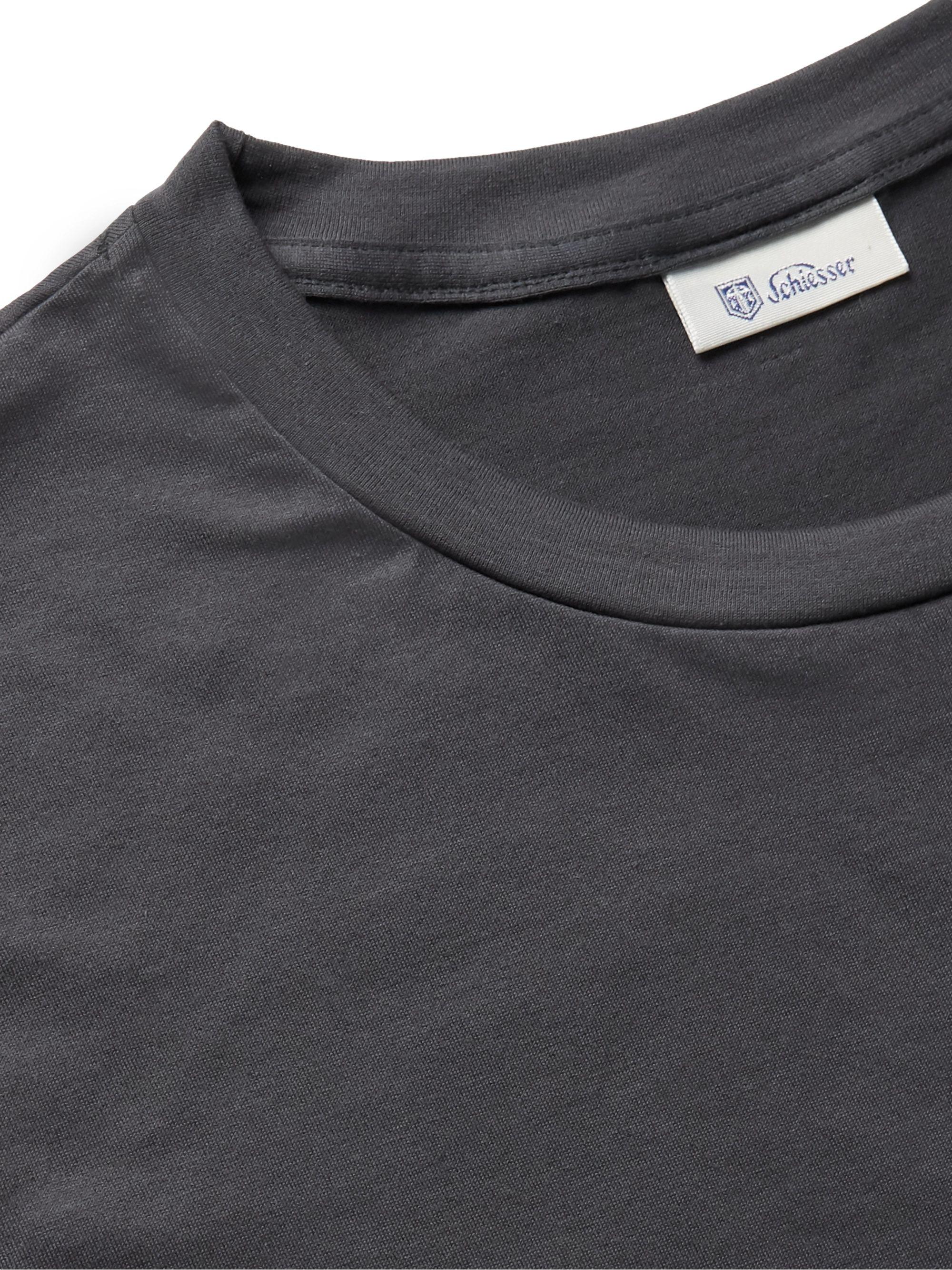Josef Cotton Jersey Pyjama T Shirt