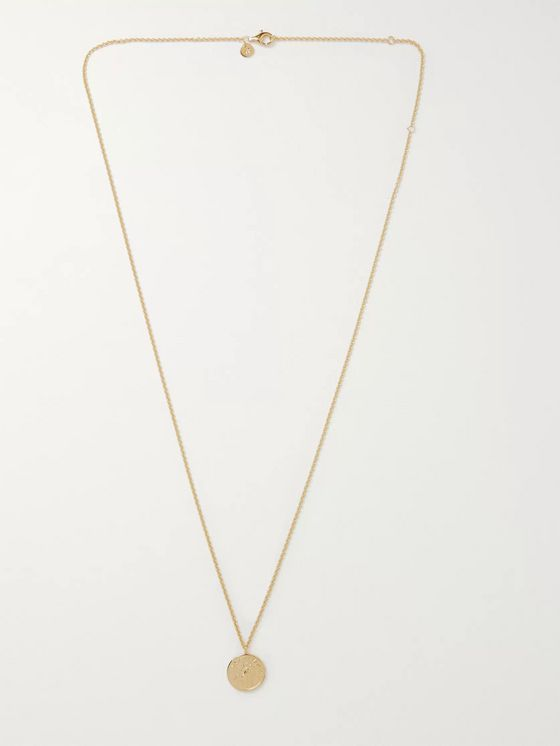 Tom Wood Gold-Plated Necklace