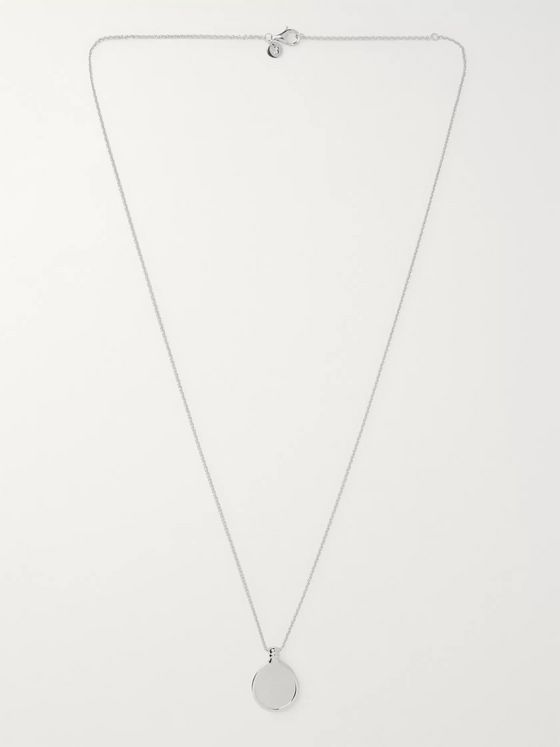 TOM WOOD Tommy Sterling Silver Necklace