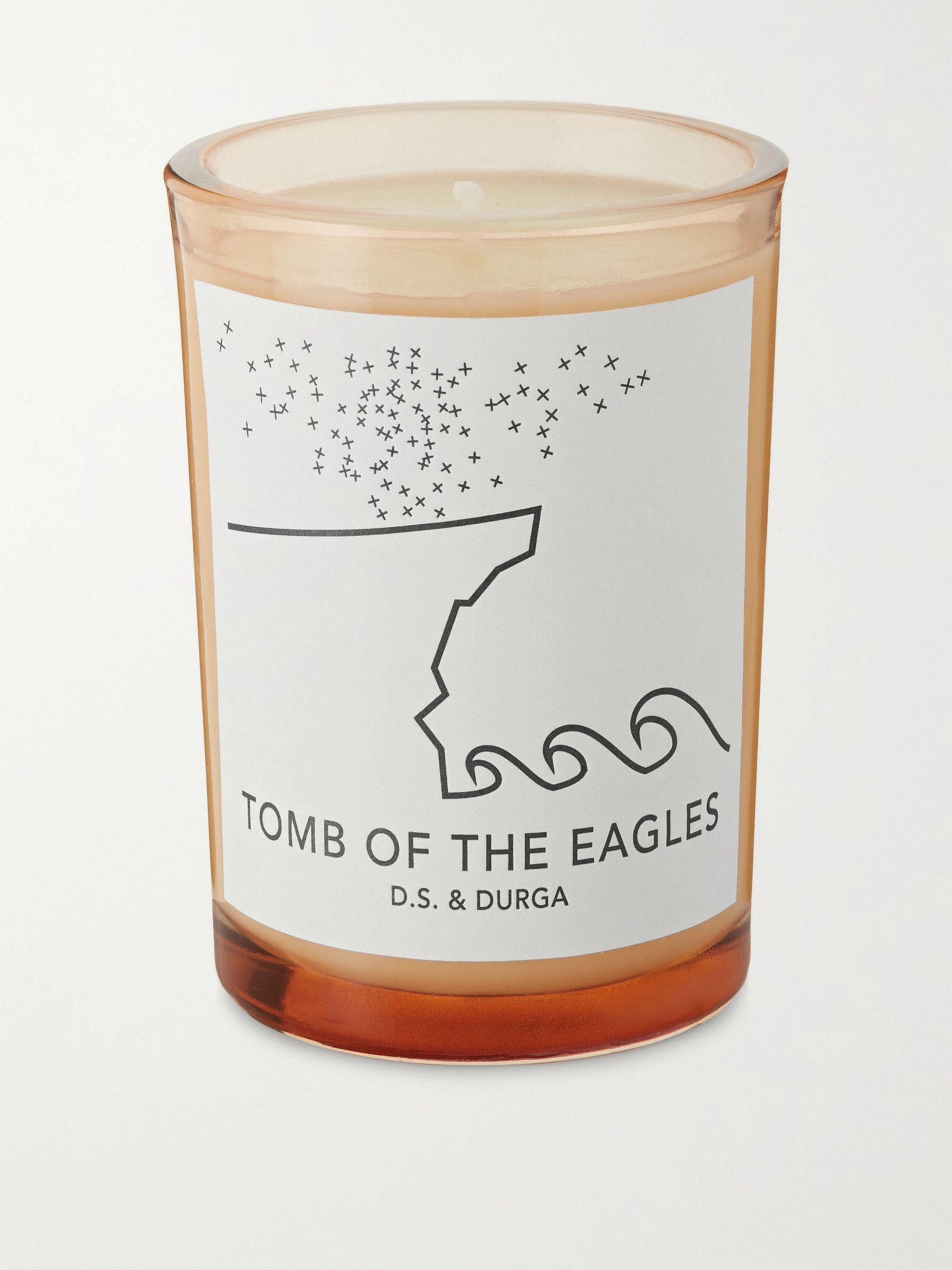 D.S. & Durga Tomb of the Eagles Scented Candle, 200g