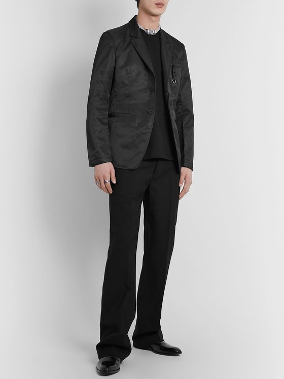 1017 ALYX 9SM Slim-Fit Nylon Blazer