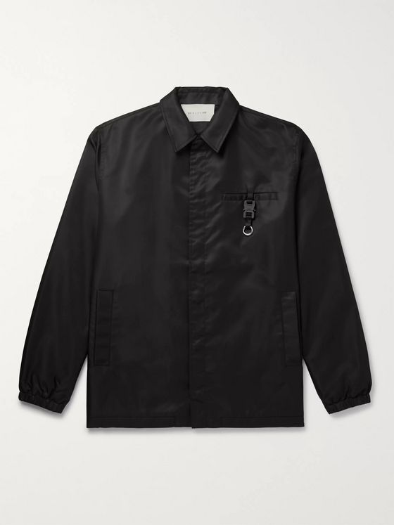 1017 ALYX 9SM Nylon Shirt Jacket