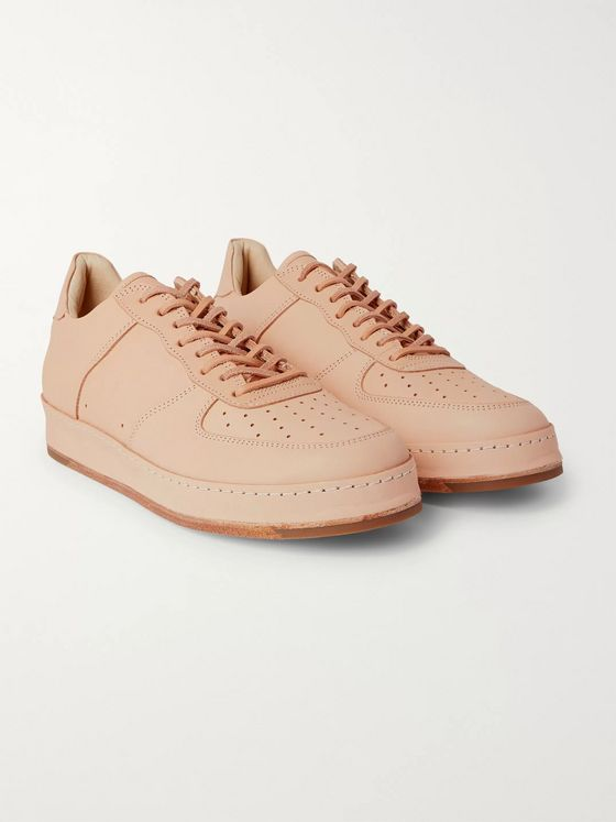 Hender Scheme Full-Grain Leather Sneakers