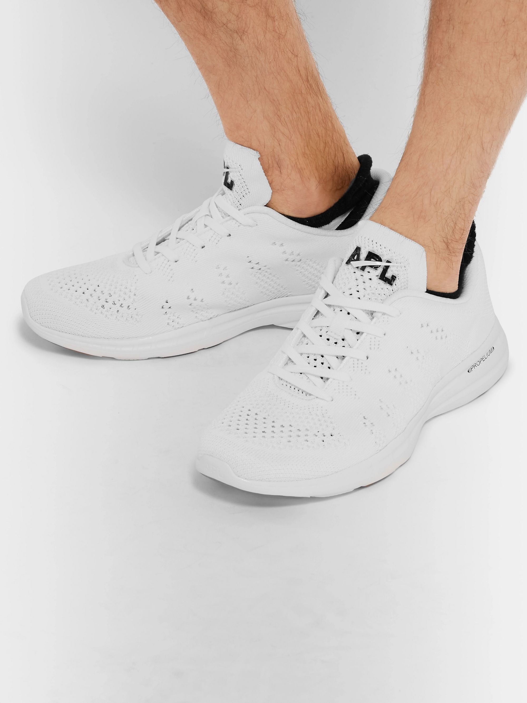 APL Athletic Propulsion Labs Pro TechLoom Running Sneakers