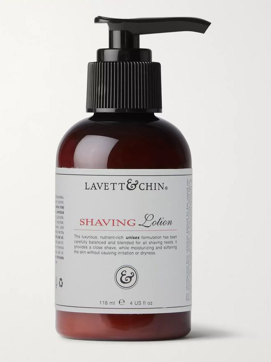 Lavett & Chin Shaving Lotion, 118ml