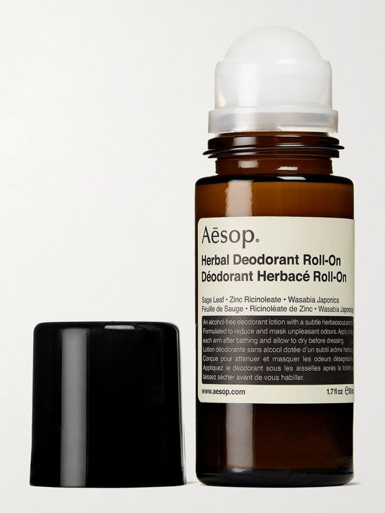 Aesop Herbal Deodorant Roll-On, 50ml