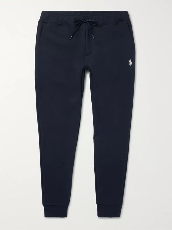 POLO RALPH LAUREN Slim-Fit Tapered Jersey Sweatpants