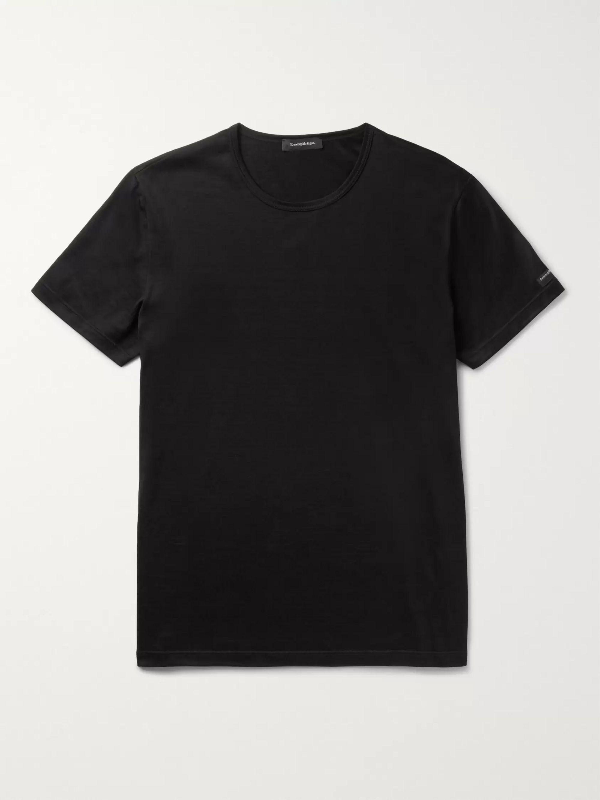 d3b83bfa Cotton-Jersey T-Shirt