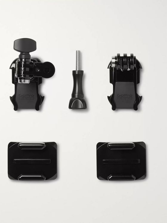 GoPro Helmet Front and Side Camera Mount
