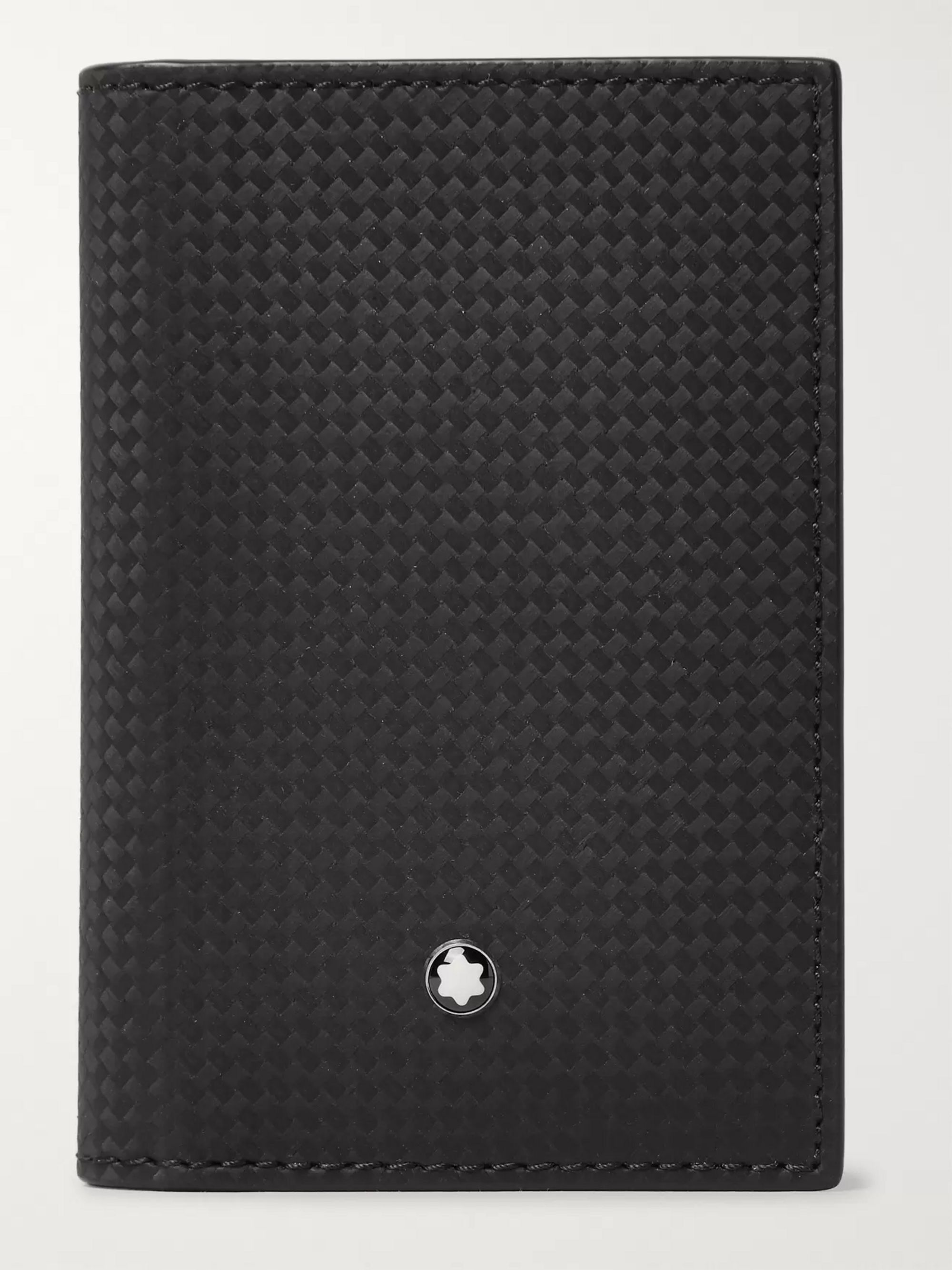 Montblanc Westside Extreme Textured-Leather Cardholder