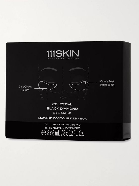 111SKIN Celestial Black Diamond Eye Mask 8 x 6ml