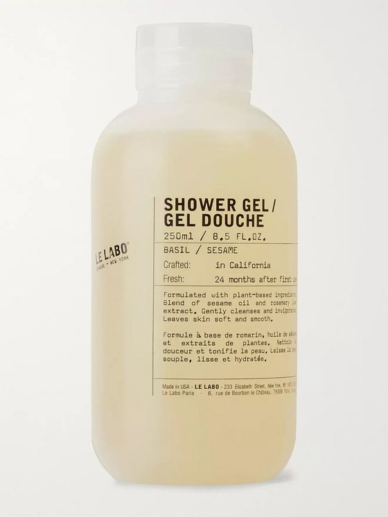 Le Labo Shower Gel - Basil, 250ml