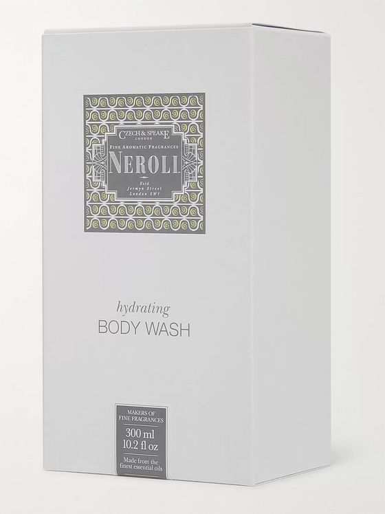 Czech & Speake Neroli Hydrating Body Wash, 300ml