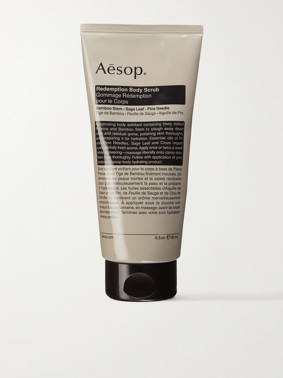Aesop Redemption Body Scrub, 180ml