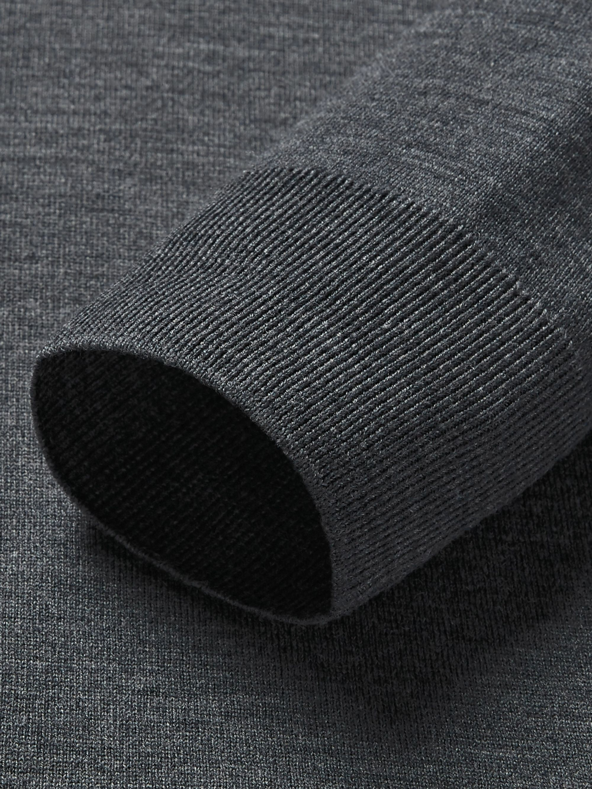 John Smedley Lundy Slim-Fit Merino Wool Sweater