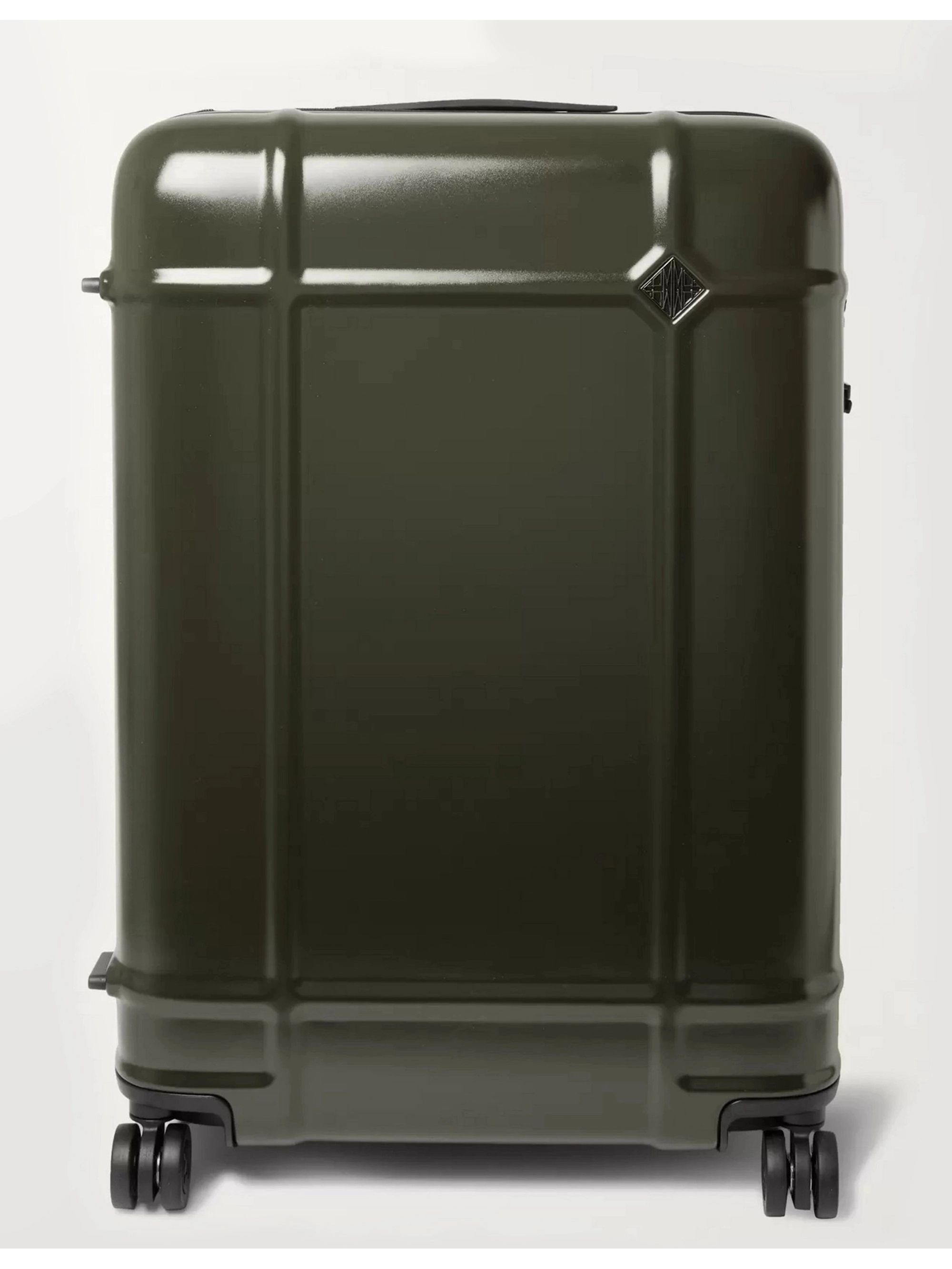 Fabbrica Pelletterie Milano Globe Spinner 76cm Polycarbonate Suitcase