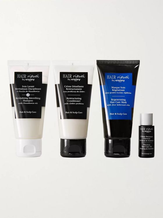 Sisley - Paris Hair Rituel Smoothing Discovery Kit