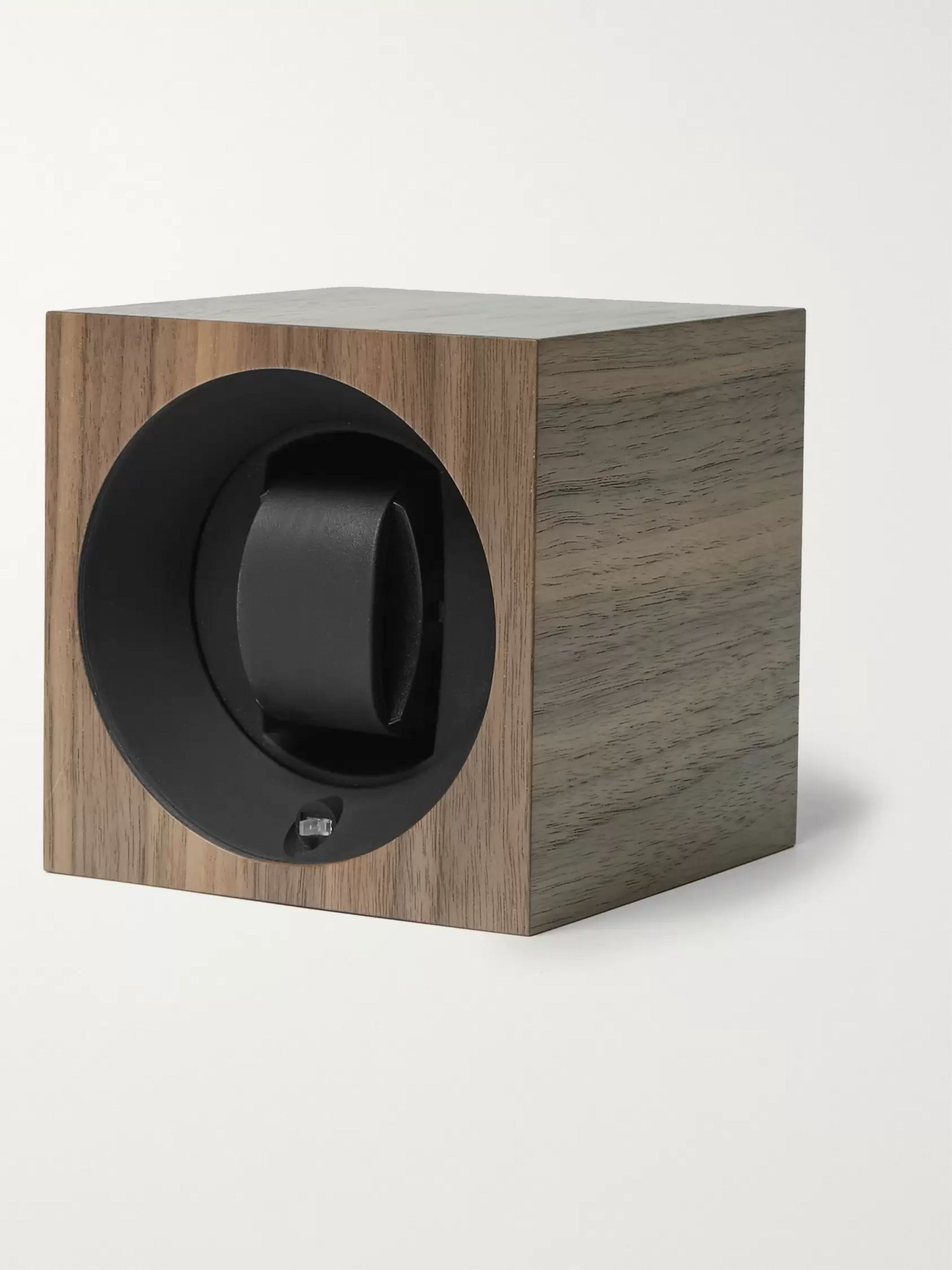 Linley Henley Walnut Wood Watch Winder