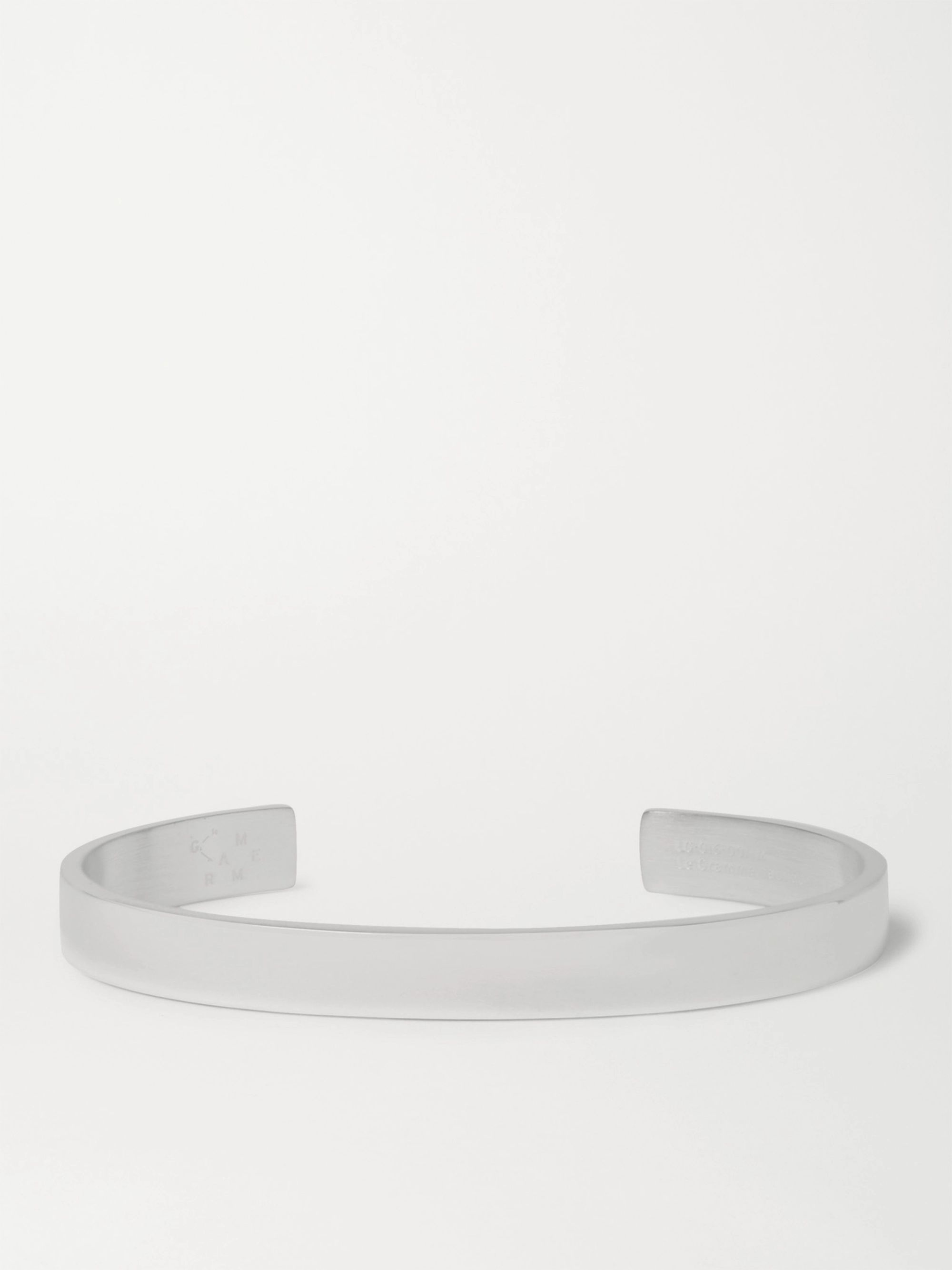 Le Gramme Le 21 Polished Sterling Silver Cuff