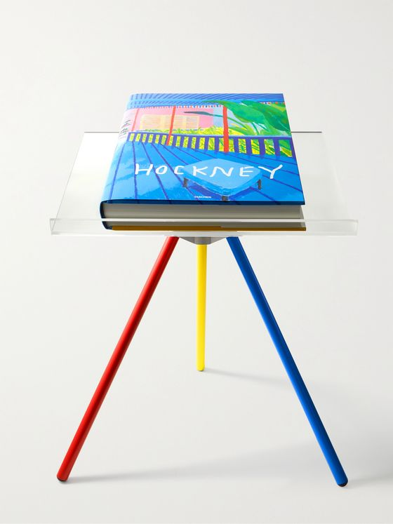 TASCHEN David Hockney: A Bigger Book Hardcover Book