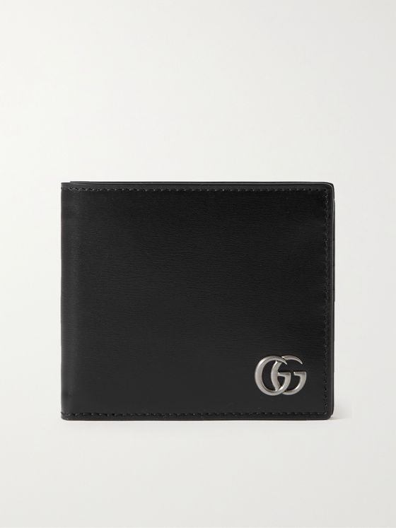 GUCCI GG Marmont Leather Billfold Wallet