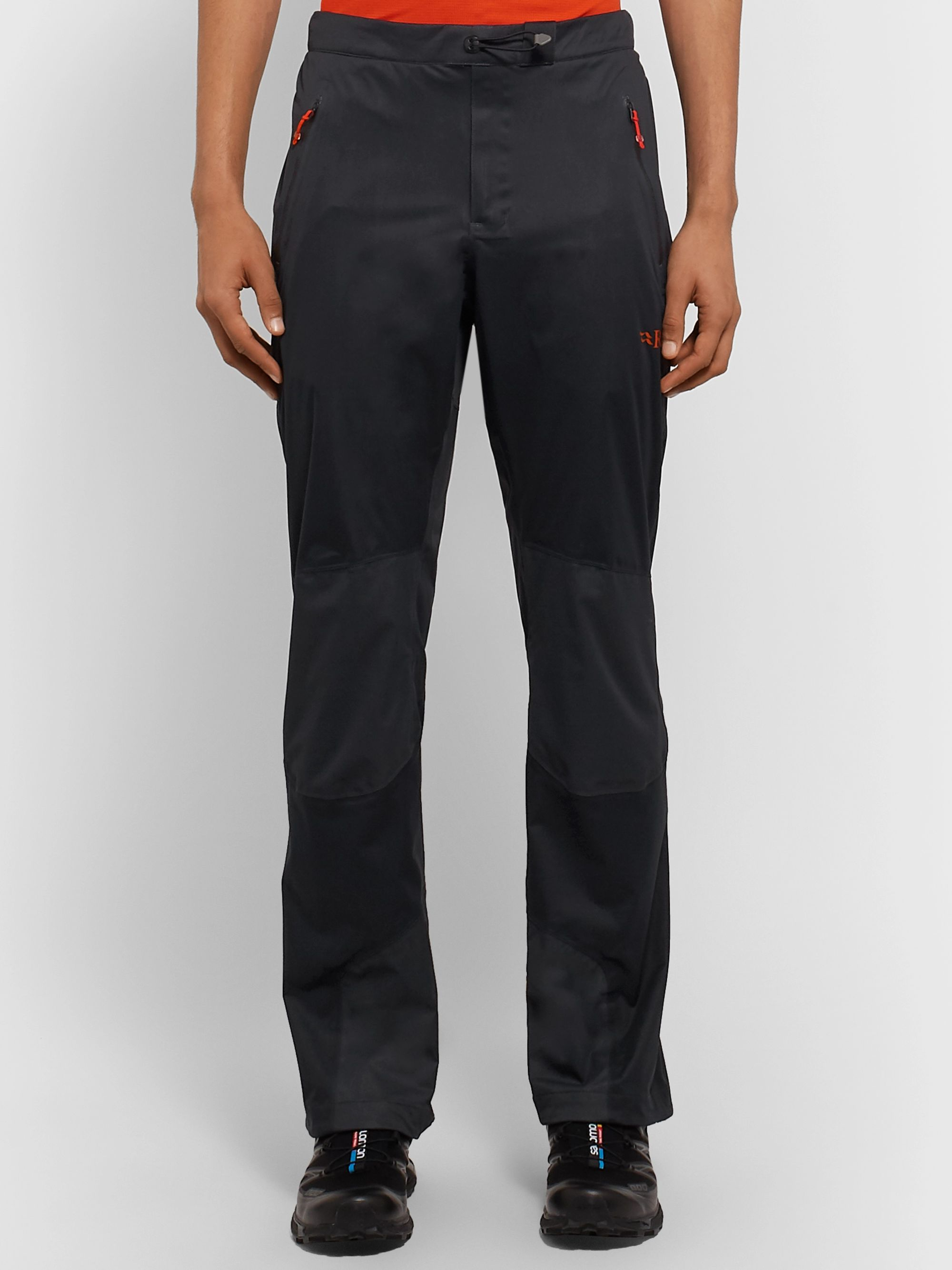 Rab Kinetic Alpine Slim-Fit Panelled Proflex Trousers