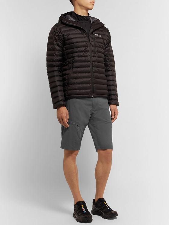 Rab Calient Belted Matrix Shorts