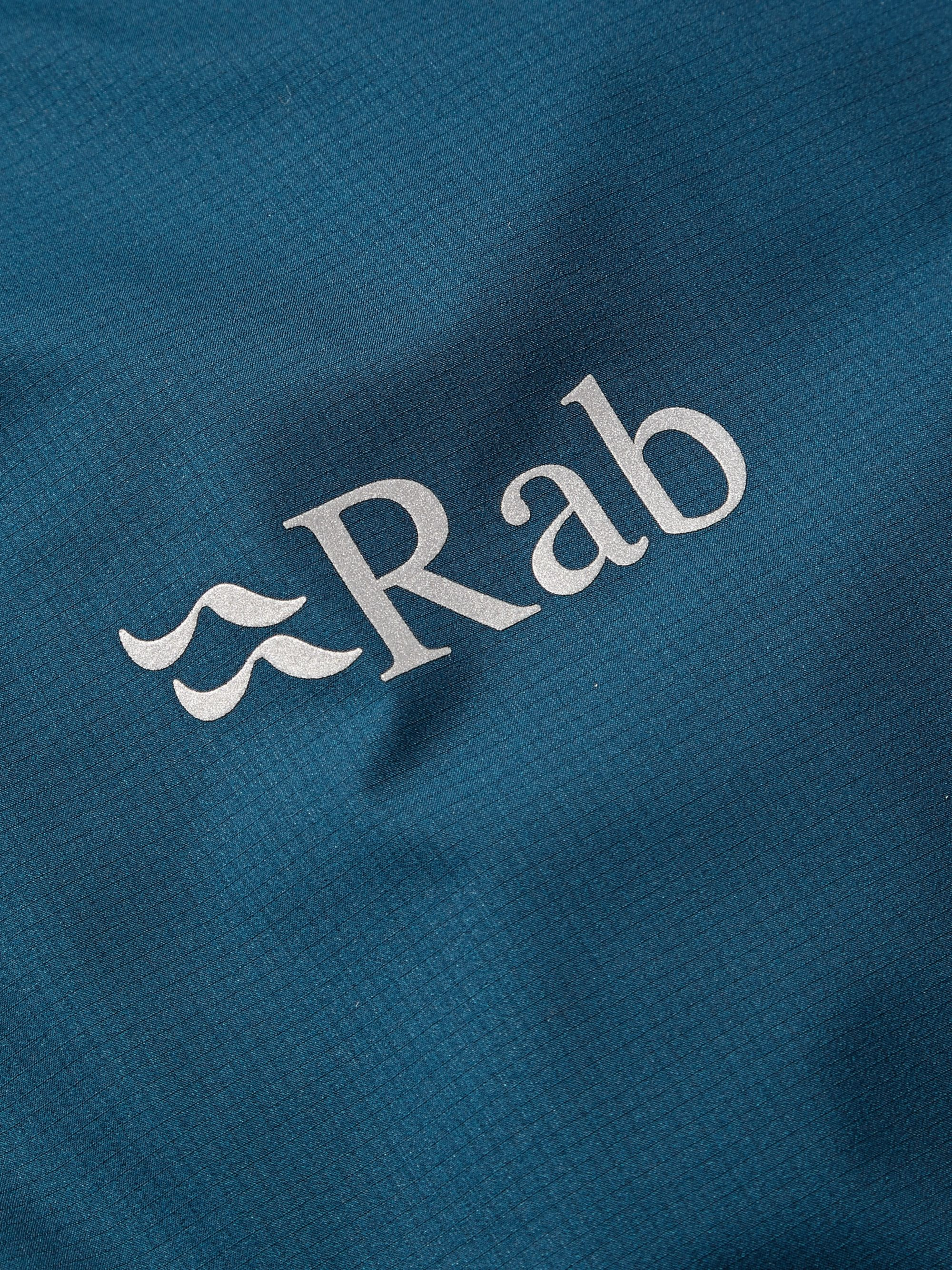 Rab Infinity Light Quilted GORE-TEX Infinium Hooded Down Jacket