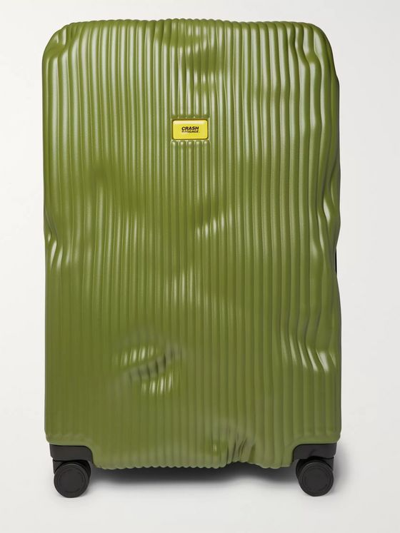 Crash Baggage Stripe Large Polycarbonate Suitcase