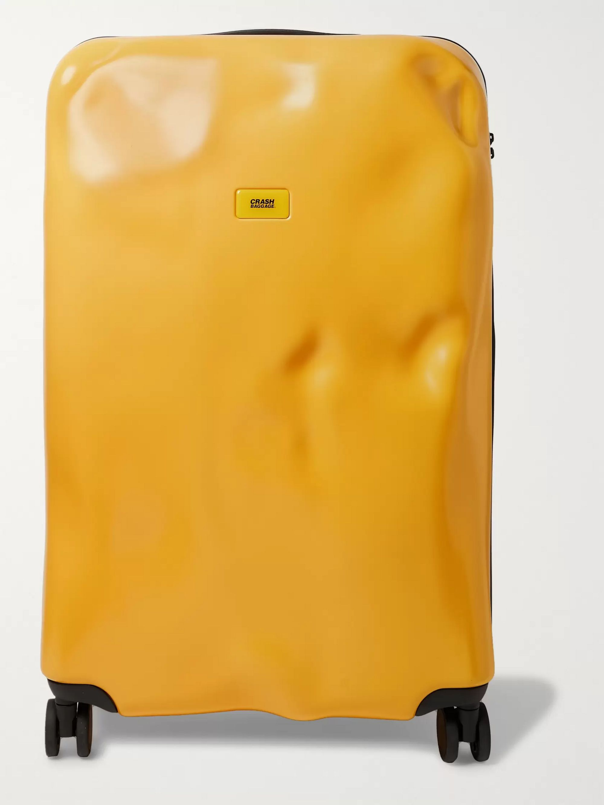 Crash Baggage Icon Large Polycarbonate Suitcase