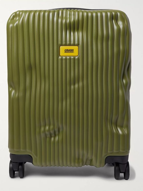 Crash Baggage Stripe Cabin Polycarbonate Suitcase