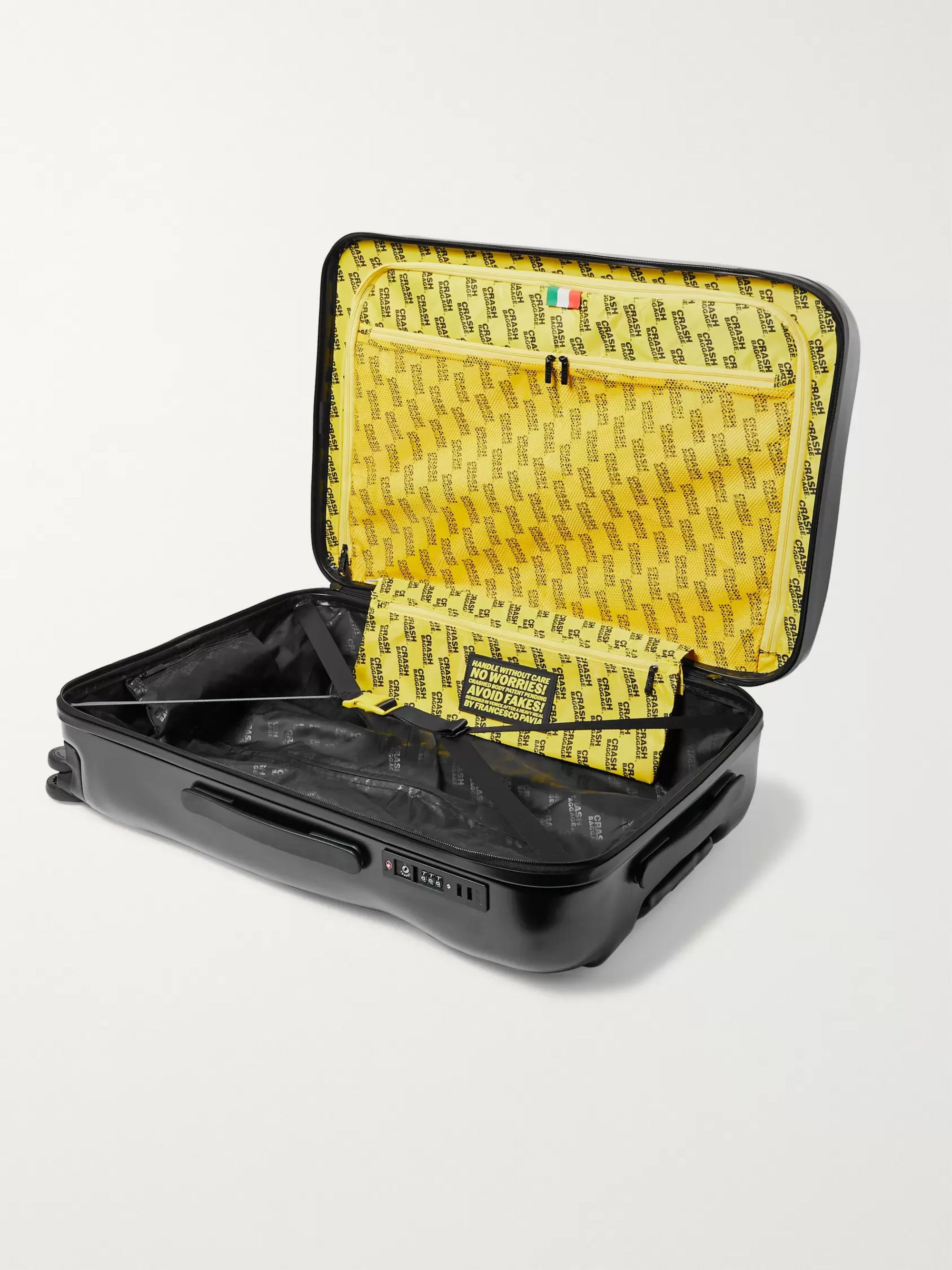 Crash Baggage Icon Medium Polycarbonate Suitcase