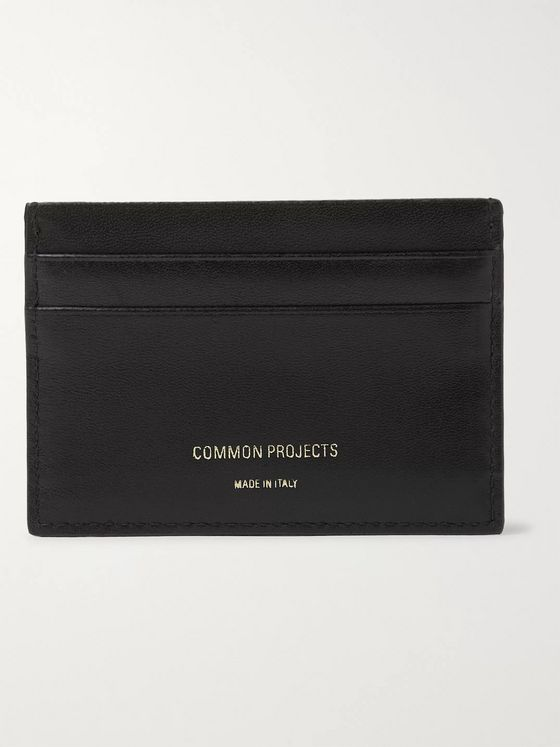 Common Projects Leather Cardholder