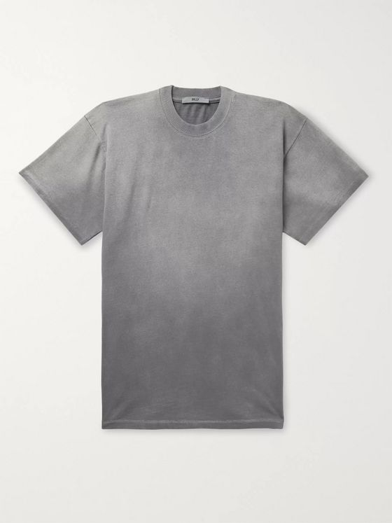 BILLY Joseph Cotton-Jersey T-Shirt