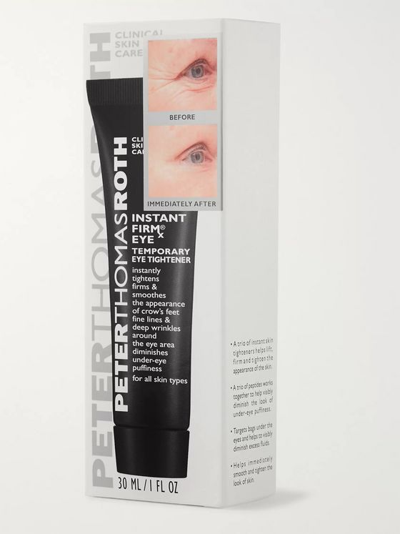 PETER THOMAS ROTH Instant FirmX Eye Temporary Eye Tightener, 30ml