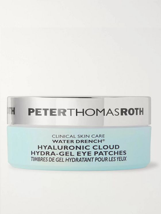 PETER THOMAS ROTH Water Drench Hyaluronic Cloud Hydra-Gel Eye Patches x 30