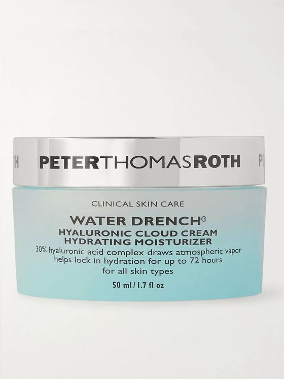PETER THOMAS ROTH Water Drench Hyaluronic Cloud Cream Hydrating Moisturizer, 50ml