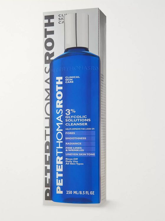 PETER THOMAS ROTH 3% Glycolic Solutions Cleanser, 250ml