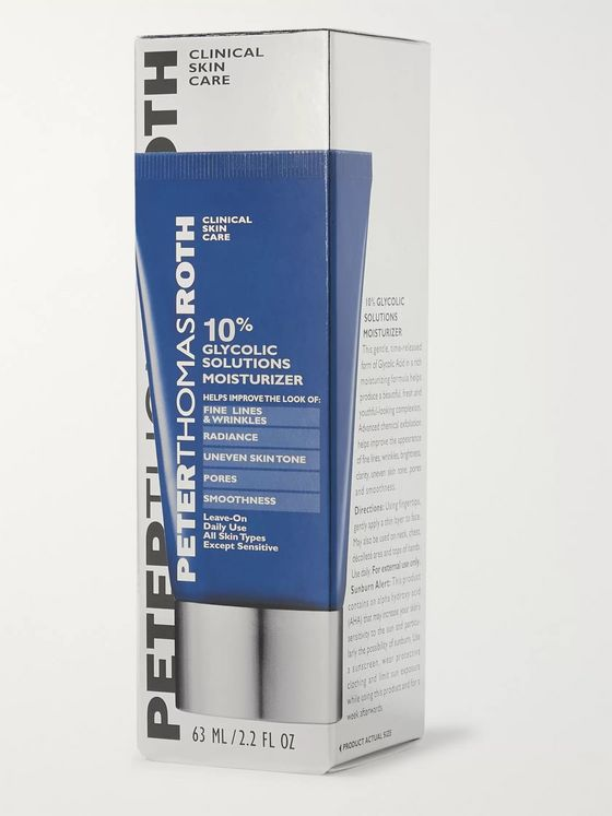 PETER THOMAS ROTH 10% Glycolic Solutions Moisturizer, 63ml