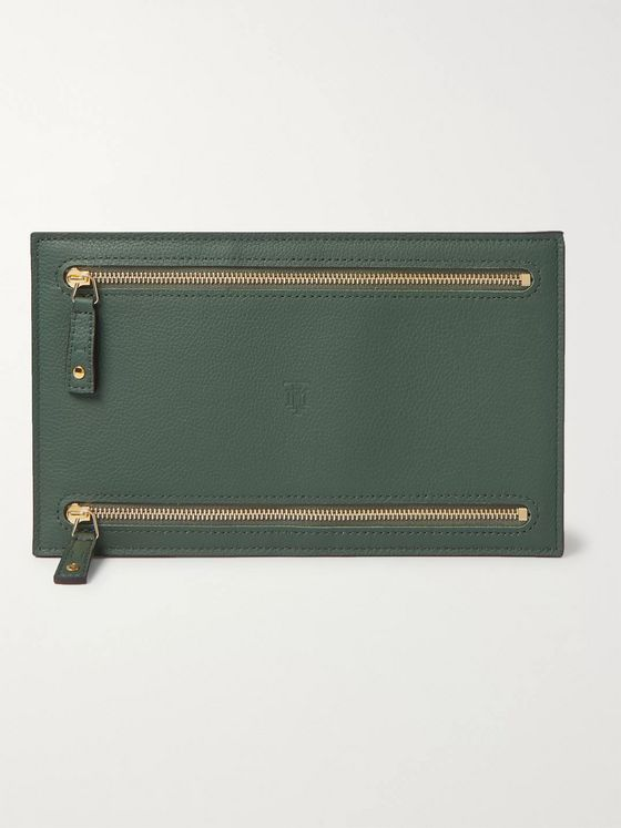 MONTROI Full-Grain Leather Wallet