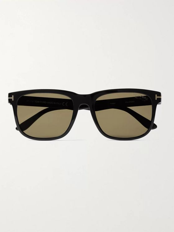 TOM FORD Square-Frame Acetate Sunglasses