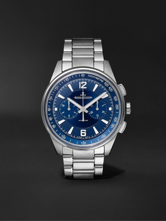 JAEGER-LECOULTRE Polaris Automatic Chronograph 42mm Stainless Steel Watch, Ref. No. 9028180