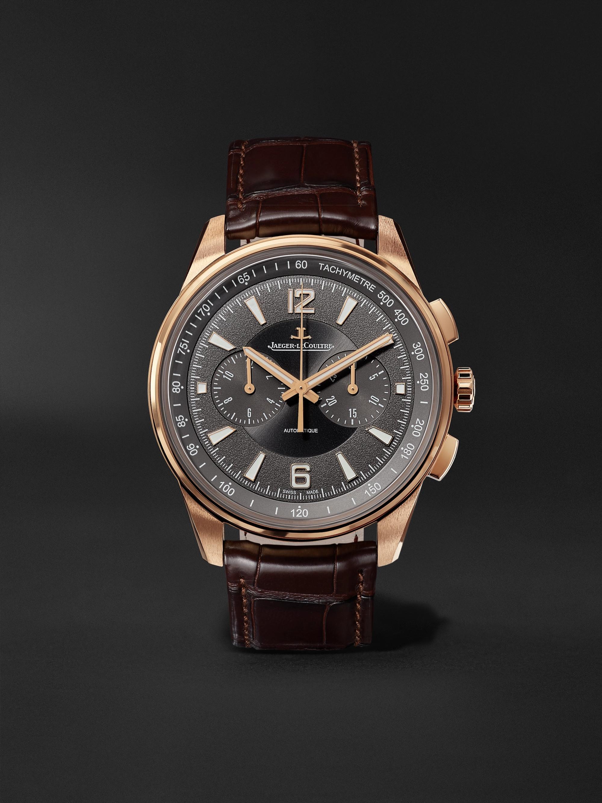 Jaeger-LeCoultre Polaris Automatic Chronograph Ref. No. Q9022450